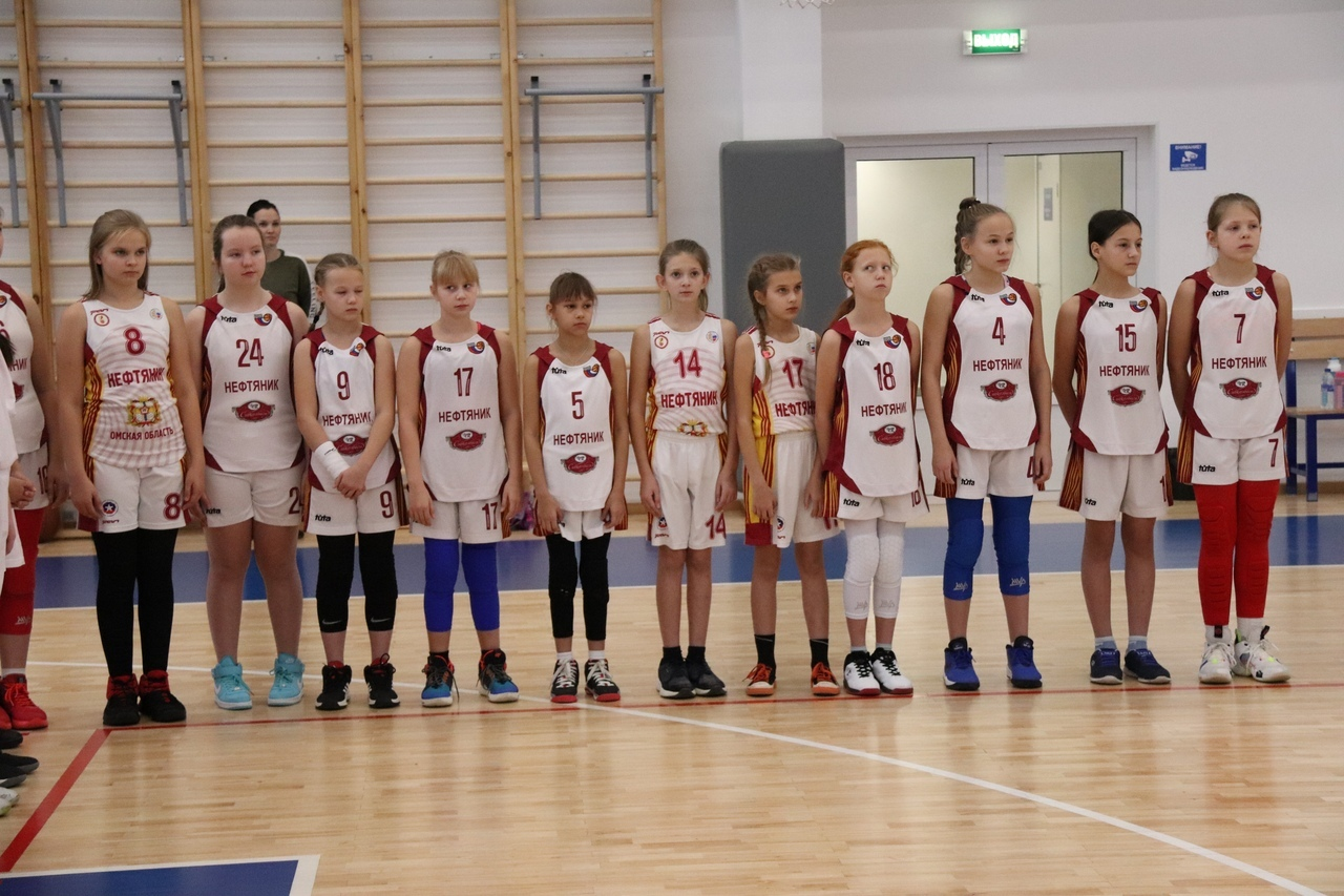 II тур Межрегиональной Баскетбольной Лиги