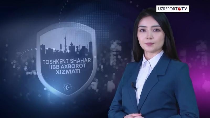 "UZREPORT TV"" телеканали Navbatchilik qismi кўрсатуви"