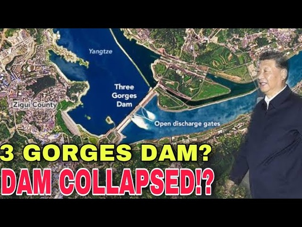 China Floods Flooding in Southern China Claims Scores of Victims || Three Gorges Dam