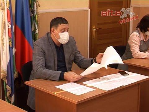 Госучреждения Артёмовского доложили главе об итогах своей деятельности в 2020 году