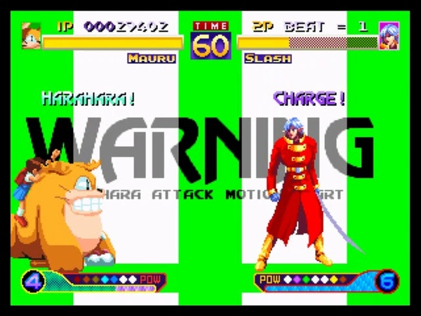 Waku Waku 7 Super Moves de todos los personajes