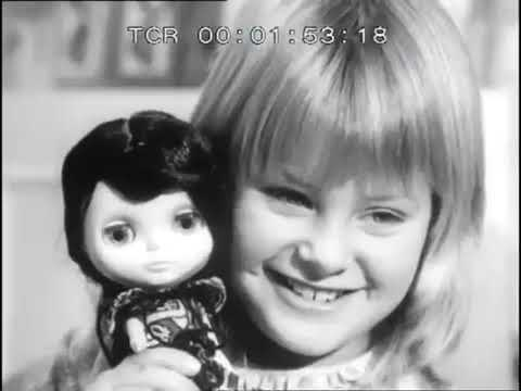 Blythe Doll Commercial by Toltoys Kenner 1972 2