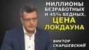 Контрольный выстрел в голову украинской экономики. Виктор Скаршевский