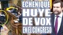 🔥¡COBARDE! PABLO ECHENIQUE huye del CONGRESO y se lleva este REPASO de IVÁN ESPINOSA de los MONTEROS