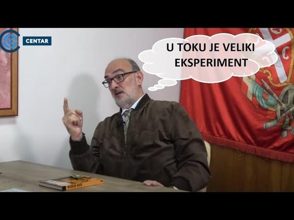 Tomislav Kresović Ovo su sledeći koraci vladara sveta veliki sukobi su na pomolu
