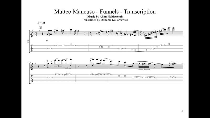 Matteo Mancuso - Funnels - Transcription