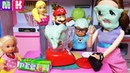 КОНФЕТНЫЙ ВЗРЫВ! КАТЯ И МАКС ВЕСЕЛАЯ СЕМЕЙКА Мультики с куклами Барби новые киндеры игрушки