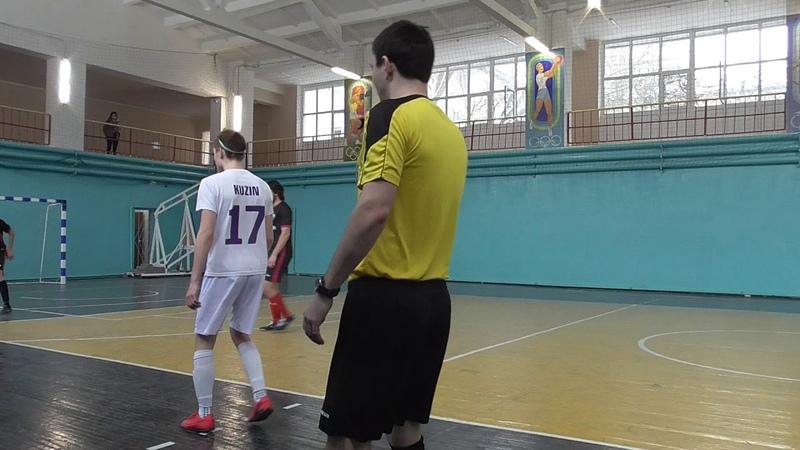ФК Кристалл стрит ФК Анненки 2 тайм