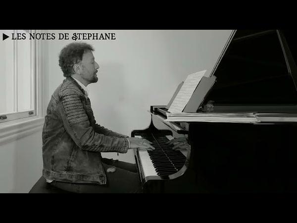 STEPHANE BLET joue LES FEUILLES MORTES en direct d'İSTANBUL