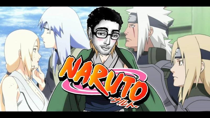 Аниме разбор Наруто часть 4\ Самая грудастая арка Naruto (Итачи, Цунаде, Орочимару)