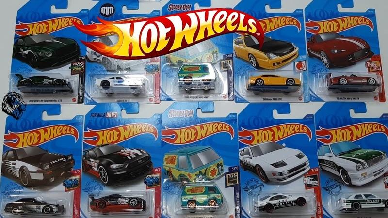 Хот Вилс 2021 - Привезли Крутую Подборку Hot Wheels! - Уже в продаже! 20.04.2021