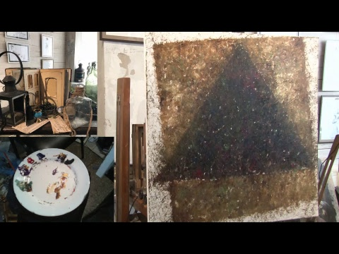 ТЕСТ трансляция вебинара живописи - Карта Амстердама