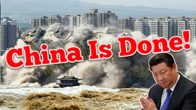 Flood Peaks Are Too Big China Leaders Stated That 3 Gorges Dam Cant Resist More Rain