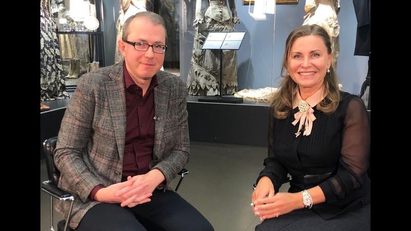 Вплив музею на людину філософький погляд Андрія Баумейстера в інтерв'ю Вікторії Лисенко