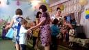 Очень трогательный танец с воспитателями.Выпускной моего сыночка