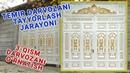 Temir darvozani olib borish va ornatish Установка железных ворот Installation of iron gate