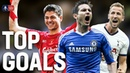 Top Goals by England Players 🦁🏴󠁧󠁢󠁥󠁮󠁧󠁿 Lampard, Kane, Abraham, Rooney Emirates FA Cup