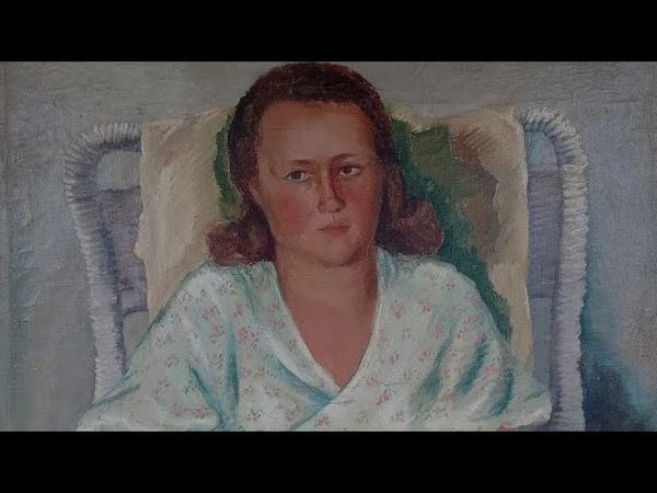 Международный женский день Женский портрет Ефросиньи Ермиловой Платовой