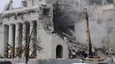 Продолжается демонтаж здания Саратовского театра оперы