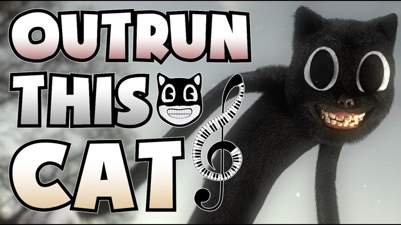 Outrun This Cat Mautzi Cartoon Cat Song feat ConnorCrisis Original Song