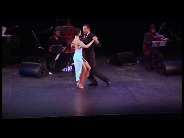 Festival Tango Argentin Aix Les Bains 2013 Roberta Beccarini et Pablo Moyano