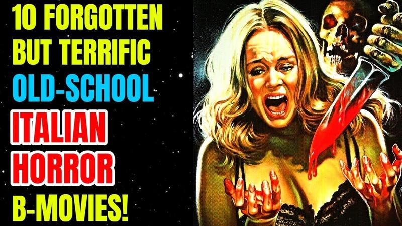 9 Forgotten But Terrific Italian Horror B Movies Super Cheesy Stuff