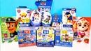 ЩЕНЯЧИЙ ПАТРУЛЬ Mix! СЮРПРИЗЫ игрушки мультик PAW PATROL 2021 Sweet Box, Kinder Surprise unboxing