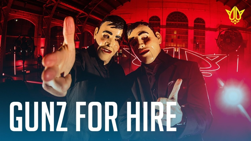 Gunz for Hire 'The Best Of' @ REBiRTH Festival 2021 LIVE