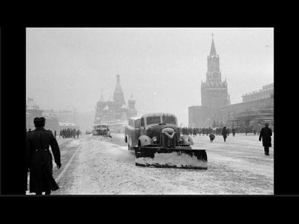 Шандор Бояр в Москве Sandor Boyar in Moscow 1965