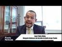 🎙️PuntoNoticias l Juan Pablo Albán l Fiscal pide prisión preventiva para alcalde Jorge Yunda