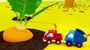 Детские песенки для малышей - Машинки Мокас и РЕПКА - Мультики песенки для детей