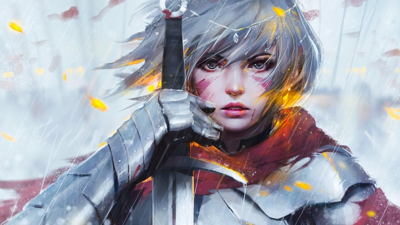 KNIGHT IN WHITE ARMOR | Mix Of Legend || Dramatic Powerful Music Mix [Eternal Eclipse Tonal Chaos]