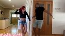 Я ВЛЮБЛЕНА ДЕВЧОНКИ Танцуют КАДУ и ЛАРИСА