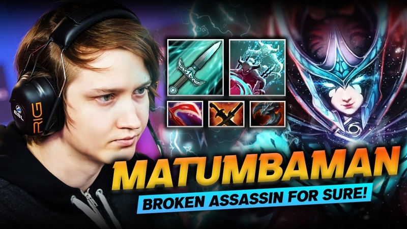 Dota 2 Phantom Assassin Carry Gameplay Patch 7 29b by How to Carry with Mortred