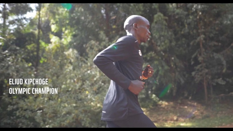 Eliud Kipchoge Running the Race to Save Kenya's Forests
