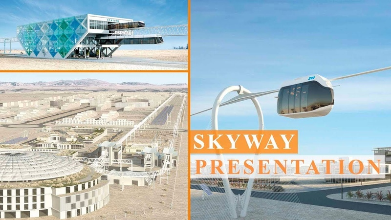 SkyWay Presentation SkyWay Презентация