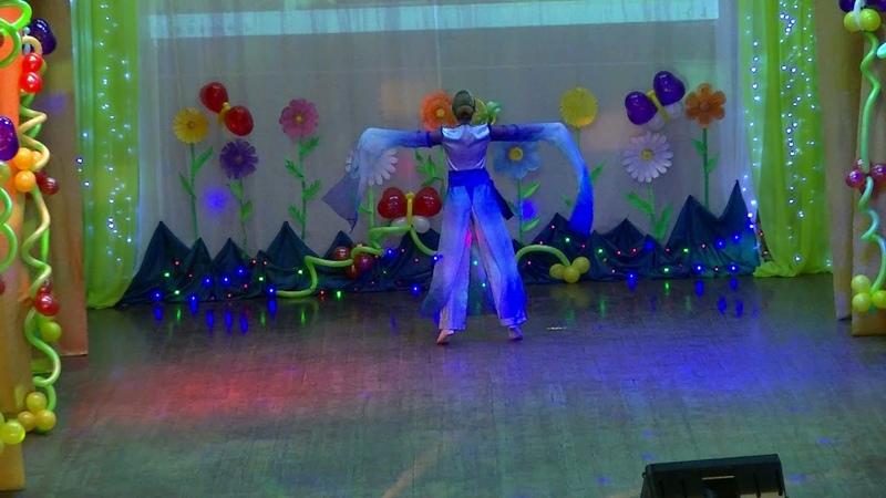 Китайский танец Павленко Ольга