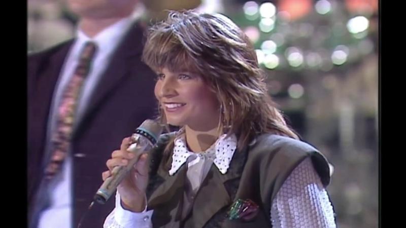 Winner reprise Eurovision 1991 Sweden 🇸🇪 Carola Fangåd av en stormvind