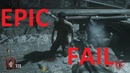 CoD AW Exo Zombies Epic Fail