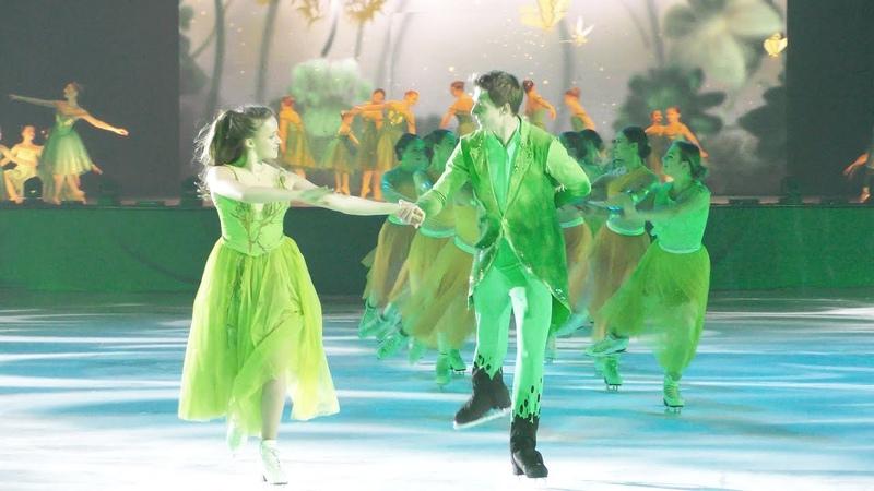 Вальс лесных фей из шоу-балета Евгения Плющенко Лебединое озеро.5.01.2021.