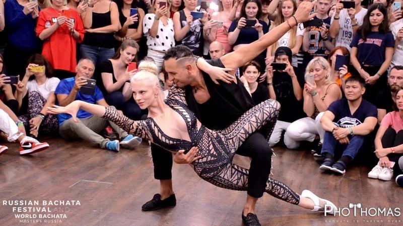 Azael Sindi Elastic Heart @ Russian Bachata Festival 2019