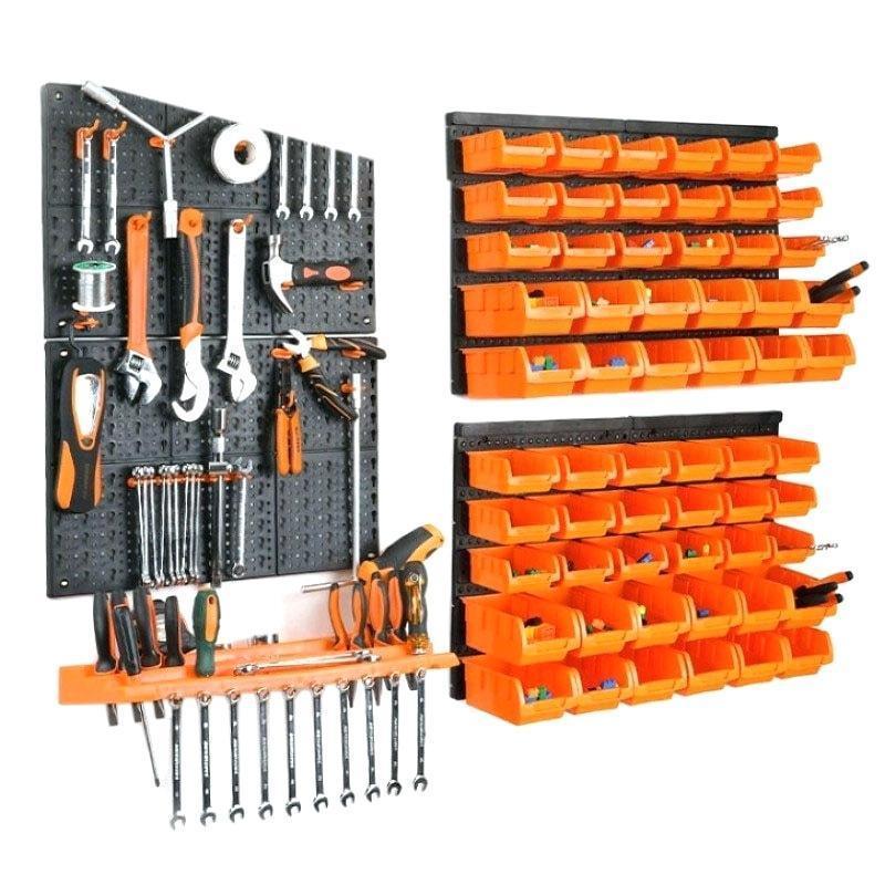 Панели для хранения ручного инструмента -