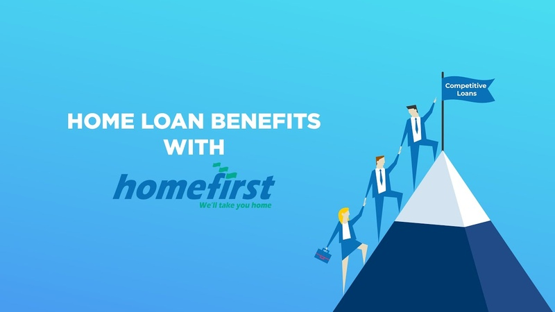 Home Loan Benefits from Home First Finance Company HFFC