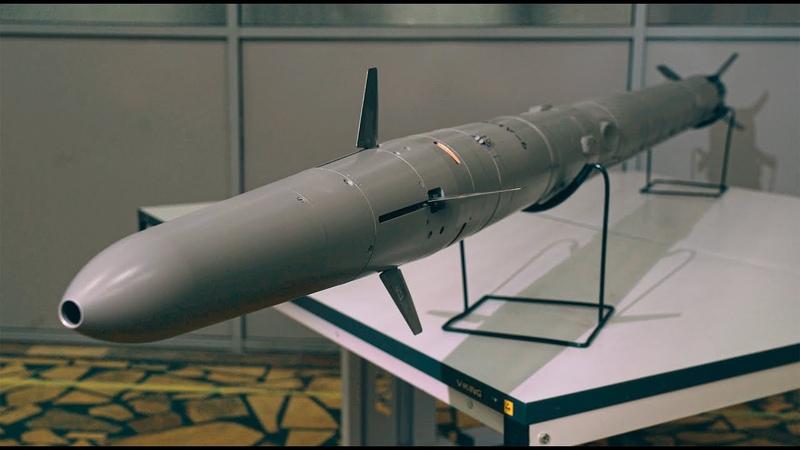«Калашников» впервые представил противотанковую управляемую ракету «Вихрь-1» на форуме «Армия-2020»