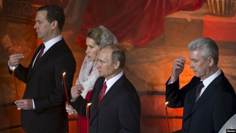 Чрезвычайный Собянин ночной Медведев или Где сейчас Путин