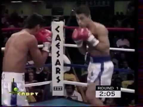 Артуро Гатти - Габриэль Руэлас - Бой года 1997