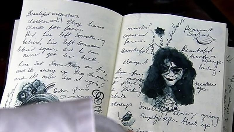 Джон Смит показывает дневник Джоанне Человеческая природа Доктор Кто