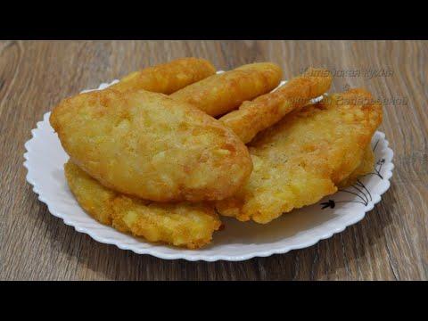 Ленивые картофельные пирожки по китайски 土豆饼 Tǔdòu bǐng Китайская кухня с Оксаной Валерьевной