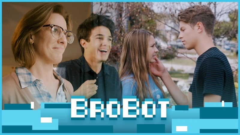 "BROBOT Brent Lexi in All Good Bro"" Ep 5"