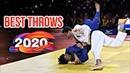 Best Judo Ippons 2020 1 half Лучшие Броски в Дзюдо 2020【柔道2020】